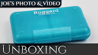 Ruggard SD Memory Card Case | Unboxing