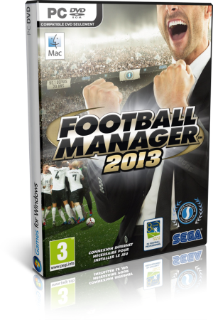 Football Manager 2013 [PC] [Multi Español] [DVD5] [TB-FS-UL-BS]