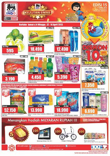 Katalog Promosi Superindo Yogya, Solo, Magelang, Semarang