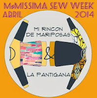 Msmissima sew week Abril 2014