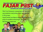 MENYAMBUT 8 TAHUN REDAKSI FAJARPOST