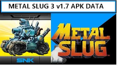 METAL SLUG 3 v1.7 APK DATA
