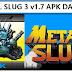 tha classic game METAL SLUG 3 v1.7 APK DATA