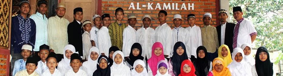 Panti Asuhan Al Kamilah Depok