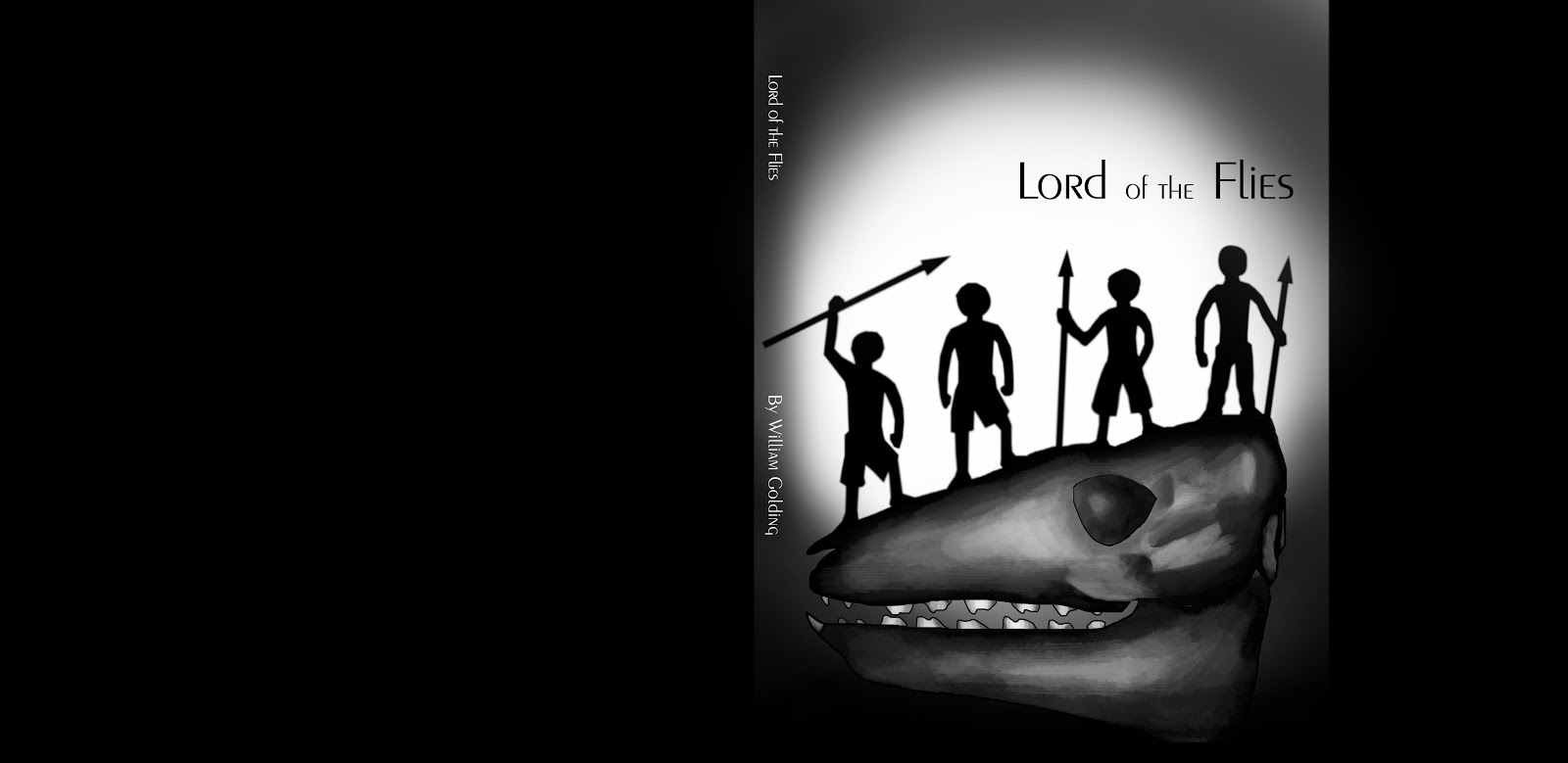 lord of the flies chapter 9 A view to a death now it's evening the unconscious simon gets a bloody nose when he wakes, the lord of the flies is still hanging on his stick like a black ball.
