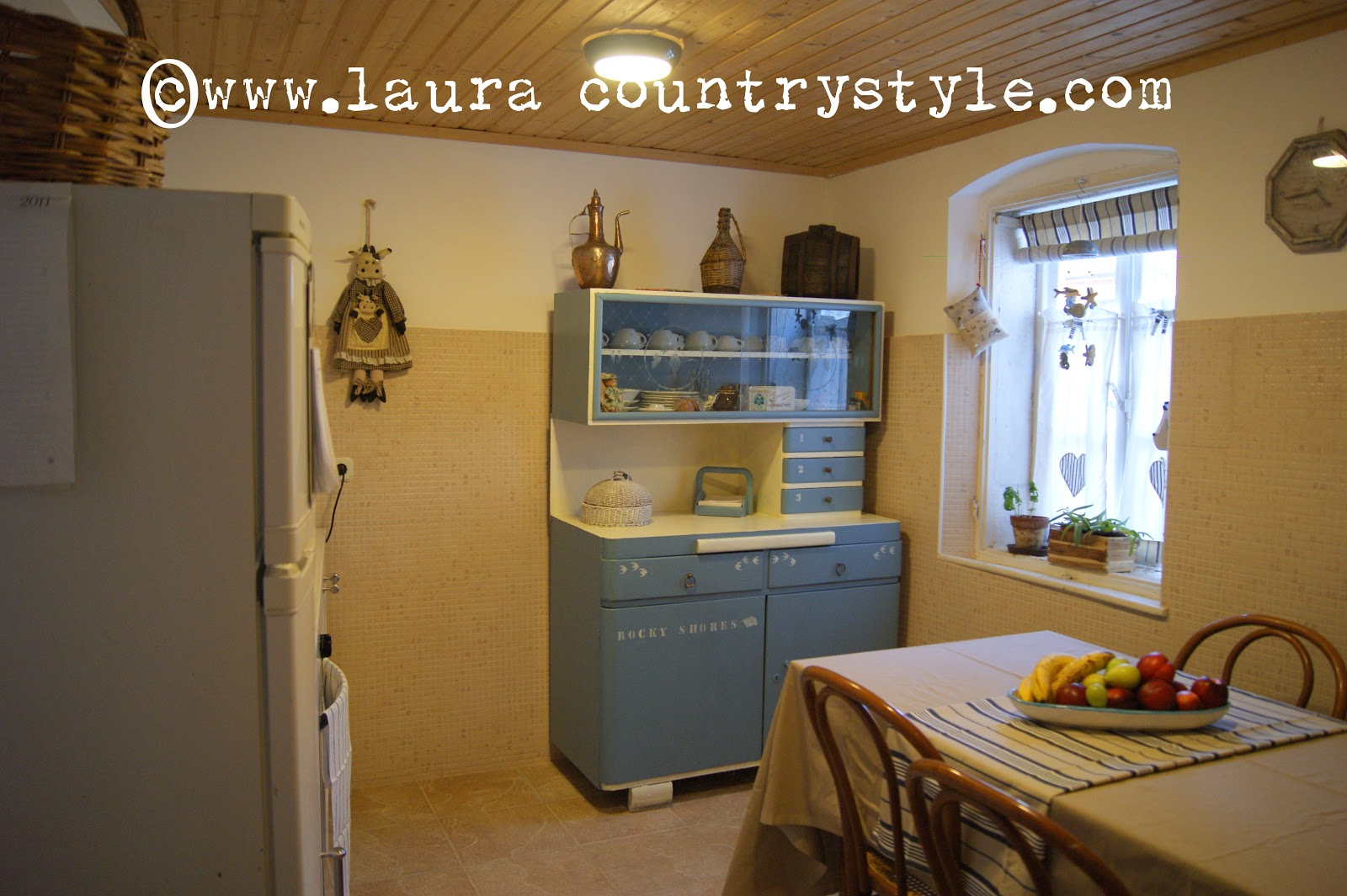 Country style: Welcome in our kitchen