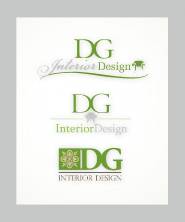 Live brief design a logo for interior designer george for Interior design logo inspiration