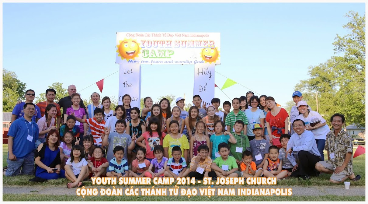 Youth Summer Camp 2014 Day 1