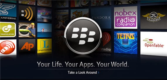 Aplikasi Blackberry yang Wajib Punya