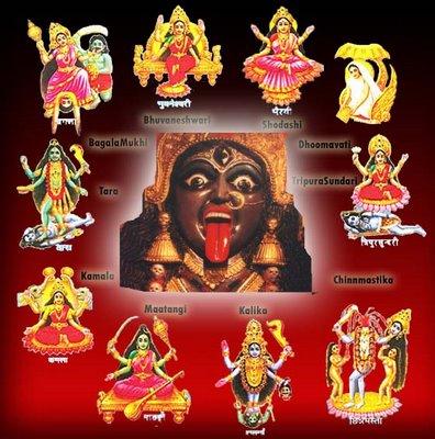 dashmahavidya tantrik sadhna