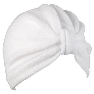 Towelling Turban