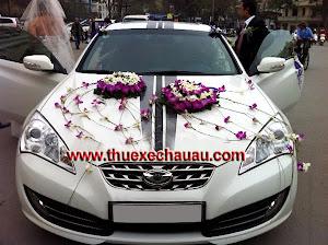 Hoa xe cưới MS013