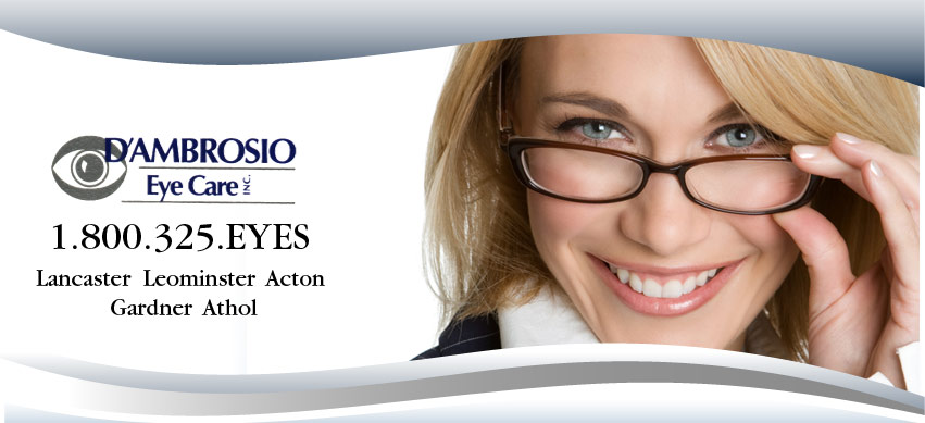 LASIK Boston Laser Cataract Surgery D'Ambrosio Eye Care Blog