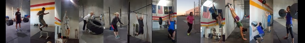 CrossFit Full Throttlers