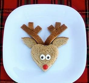 Reindeer Sandwiches