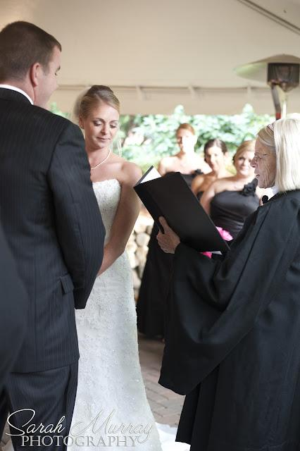 Pierce sandwith wedding