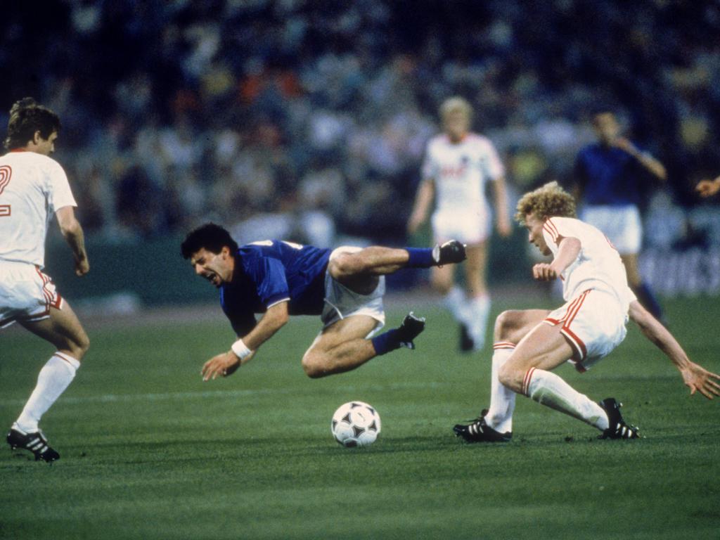 Soviet Union - Italy 1988 ЧЕ
