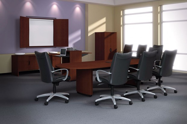 office conference room interior design by abco furniture usa office
