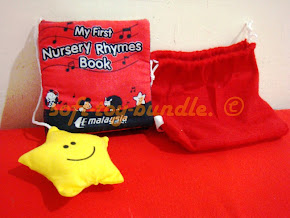 < SOLD OUT> nursery rhymes cloth book