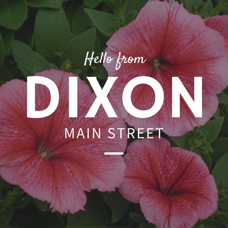Dixon Main Street