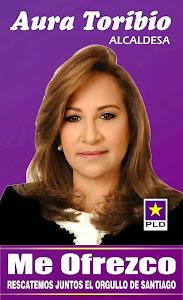 """""""Aura Toribio Alcaldesa en Santiago"""""""