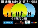 III Edición del Trail Cabo de Gata - Nijar --> 6 Marzo 2011