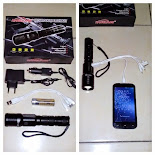 SENTER SWAT POLICE POWERBANK