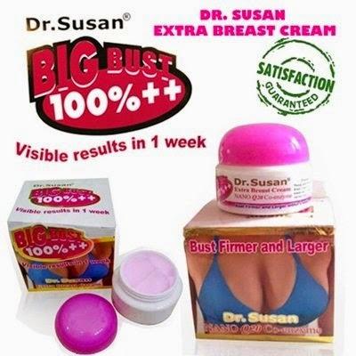 Pembesar Payudara Dr Susan Alami Aman dan Cepat (Dr Susan Big Bust)