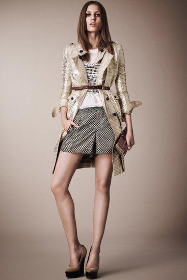 Burberry Prorsum resort 2013