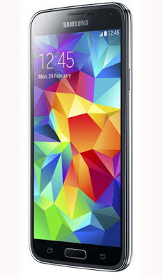 "Harga HP Samsung Galaxy S5, Spesifikasi Super Amoled 5.1"" RAM 2 GB Kamera 16 MP"