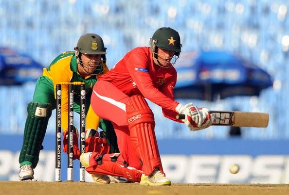 Live Streaming South Africa vs Zimbabwe 2015