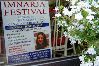 Imnarja Festival at West Toronto Runnymede Park on Sunday, June 24, 2012, photo by artjunction.blogspot.com