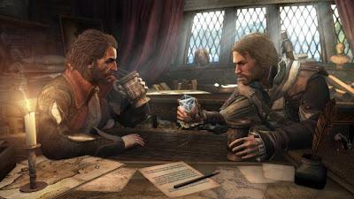 Assassin's Creed 4 Screenshots