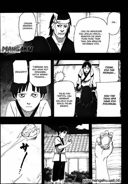 halaman 13 dari 16 halaman komik naruto 623 bahasa indonesia