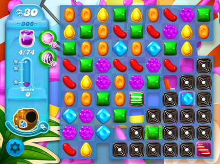 Candy Crush Soda 306