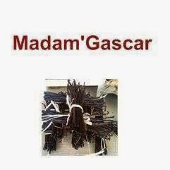 Vanille de Madagascar et épices de Madagascar, chez Madam'gascar