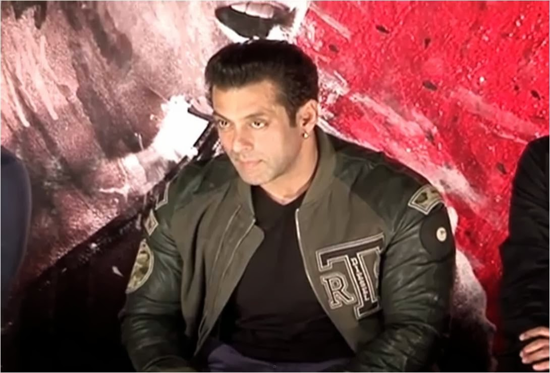 Salman Khan at official trailer launch event of Jai Ho