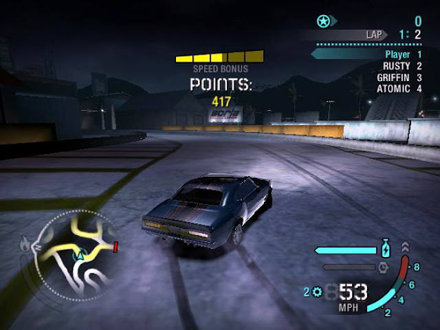 Need For Speed Carbon crack downlaod free