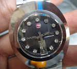 Rado Diastar CHRONOMETER Black Diamond(JUAL)