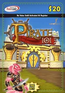 Pirate101 Aquila Bundle/Giftcard