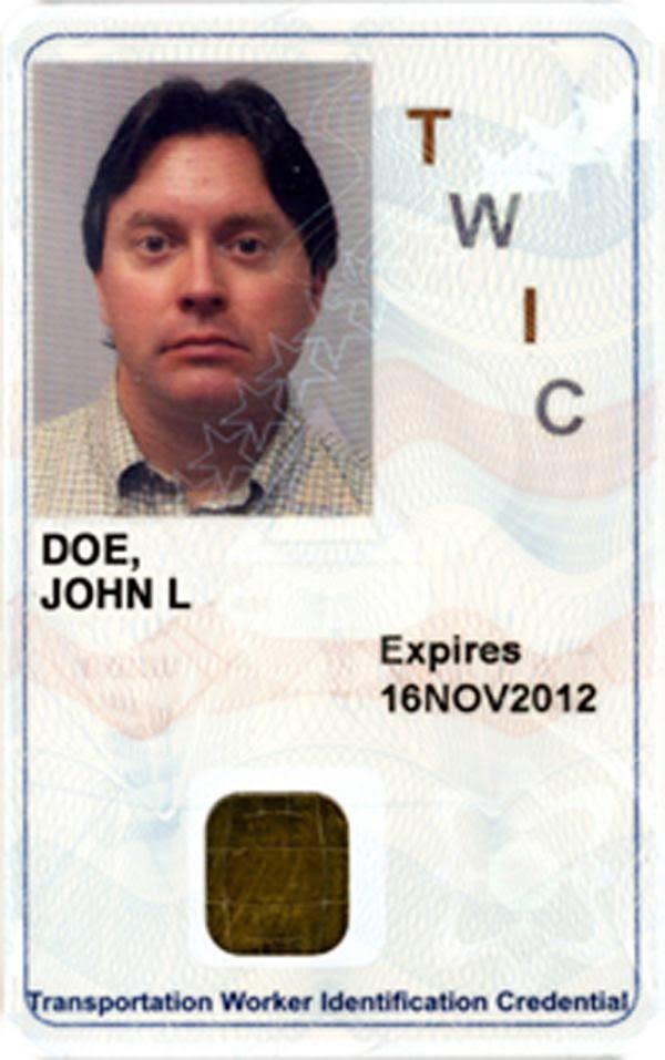 TWIC Card