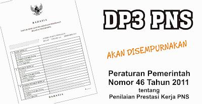 DP3 Pegawai Negeri Sipil
