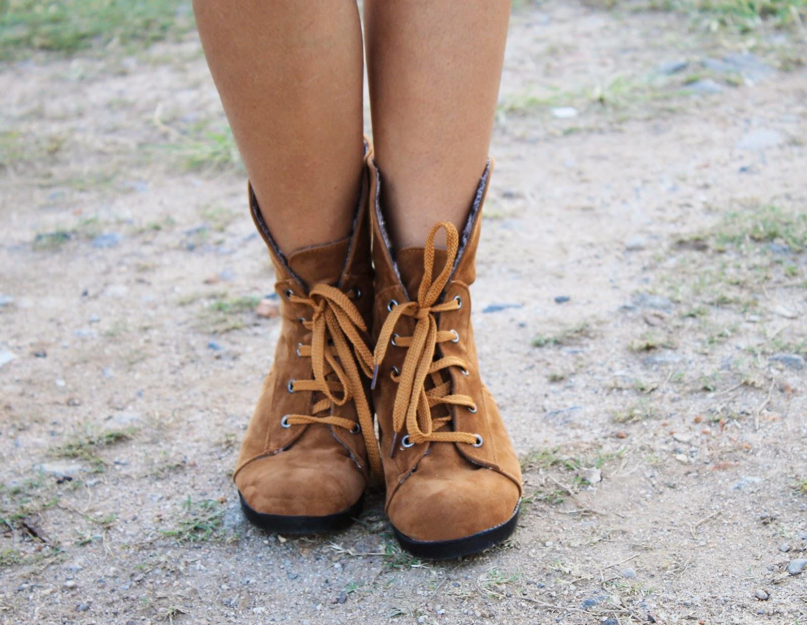 bota marrom, look com bota, LovelyShoes