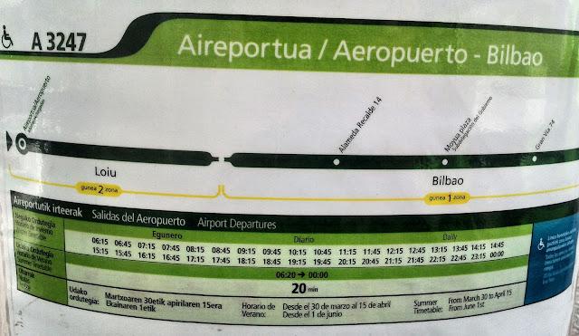 horarios-autobus-aeropuerto-bilbao