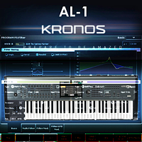 Korg KRONOS - Analog modeling synthesizer AL-1 - 40 примеров звучания