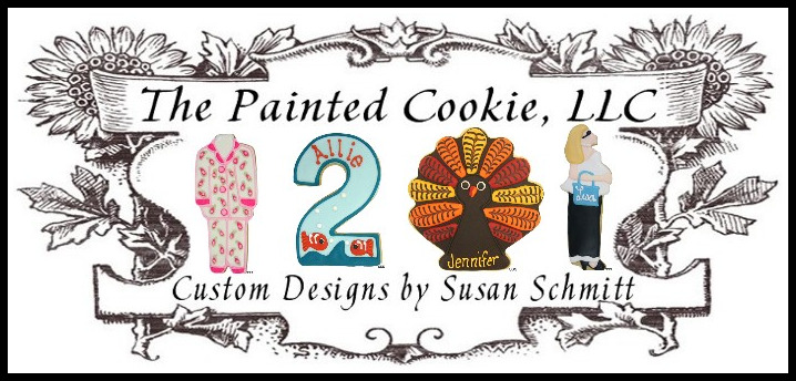 The Painted Cookie