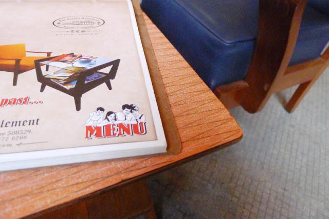 vintage formica table top furniture