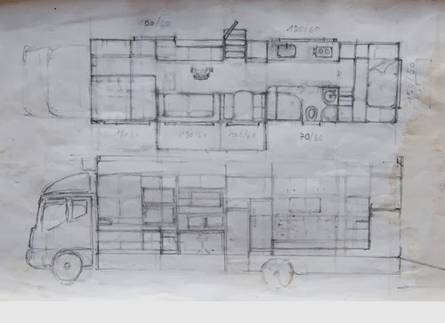03 Floor Plan Sketch Yosi Tayar Animator RV