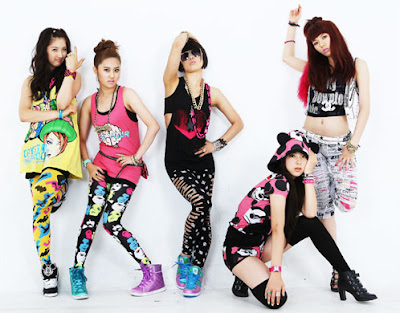 4Minute New Wallpaper