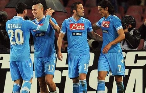 Video Highlight : Napoli 2-0 Catania
